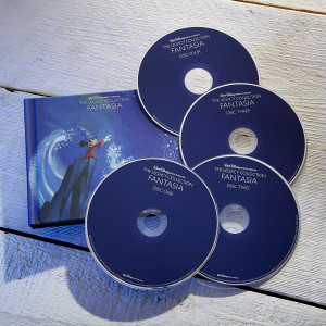 Legacy Collection: Fantasia CD