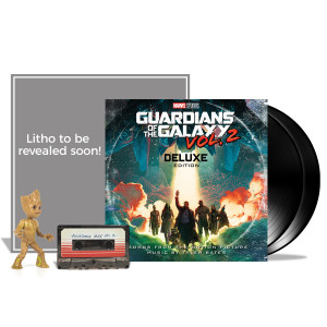 Guardians of the Galaxy Vol. 2 Limited DME Exclusive Bundle