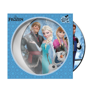 Songs from Frozen Picture Vinyl