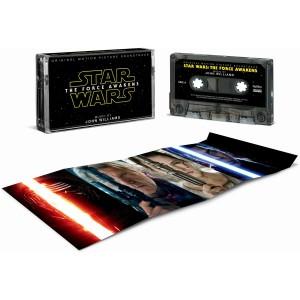 Star Wars: The Force Awakens Cassette