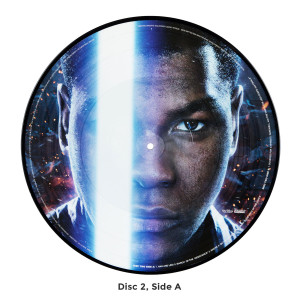 Star Wars: The Force Awakens Two LP Picture Disc