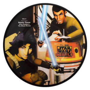 "Star Wars: Rebels 7"" Vinyl"