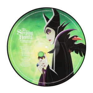 Sleeping Beauty Picture Vinyl