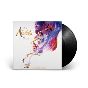 Aladdin: The Songs Vinyl (Black)