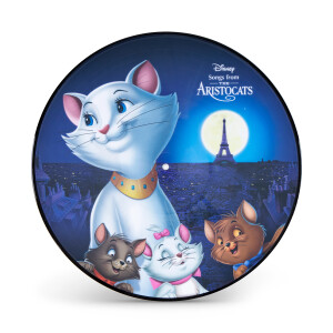 Aristocats Picture Disc Vinyl