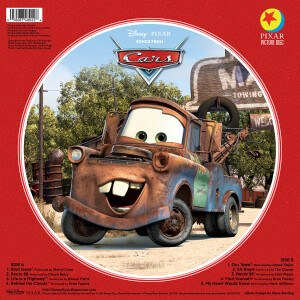 Cars Picture Disc