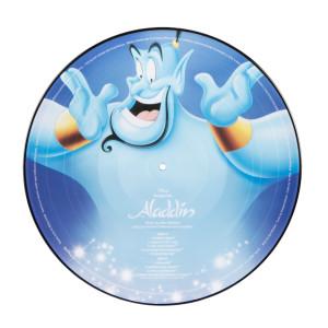 Aladdin Picture Vinyl