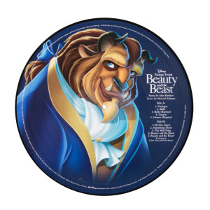 Beauty and the Beast Picture Vinyl