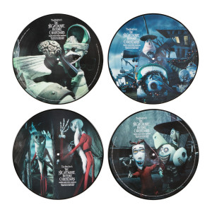 The Nightmare Before Christmas Picture Vinyl