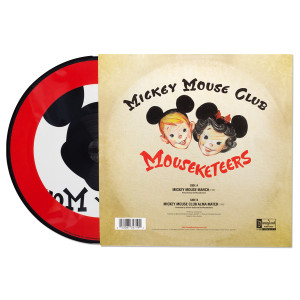 "Mickey Mouse Club 10"" Picture Disc"