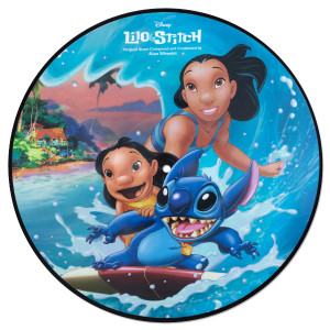 Lilo & Stitch Picture Vinyl