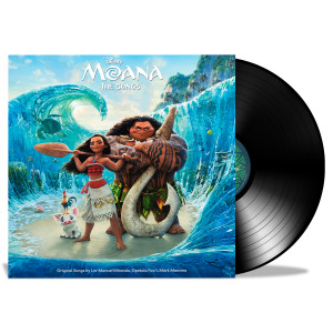 Moana: The Songs (Vinyl)