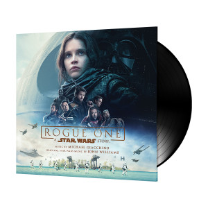 Rogue One: A Star Wars Story (2-Disc Vinyl)