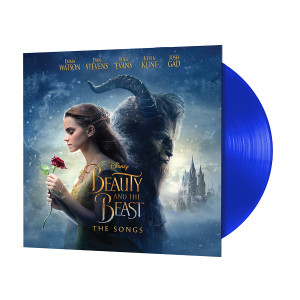 Beauty and the Beast: The Songs (Blue Vinyl)