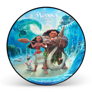Moana: The Songs (Picture Disc)