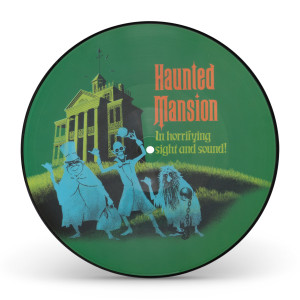 Haunted Mansion Picture Disc