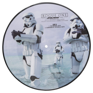 "Rogue One: A Star Wars Story 10"" Picture Disc"