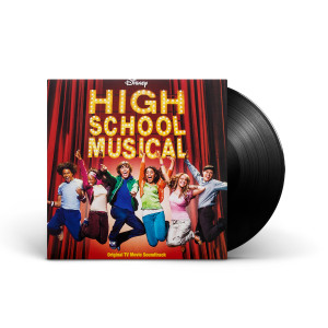 High School Musical Gold Vinyl