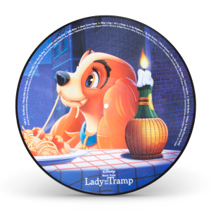Lady & The Tramp Picture Vinyl