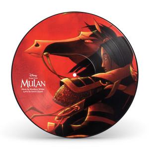 Mulan Picture Vinyl