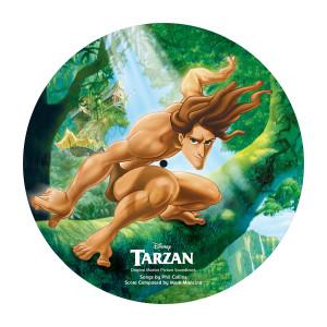 Tarzan Vinyl Picture Disc