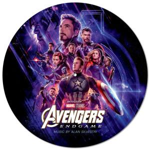Avengers: Endgame Vinyl Picture Disc