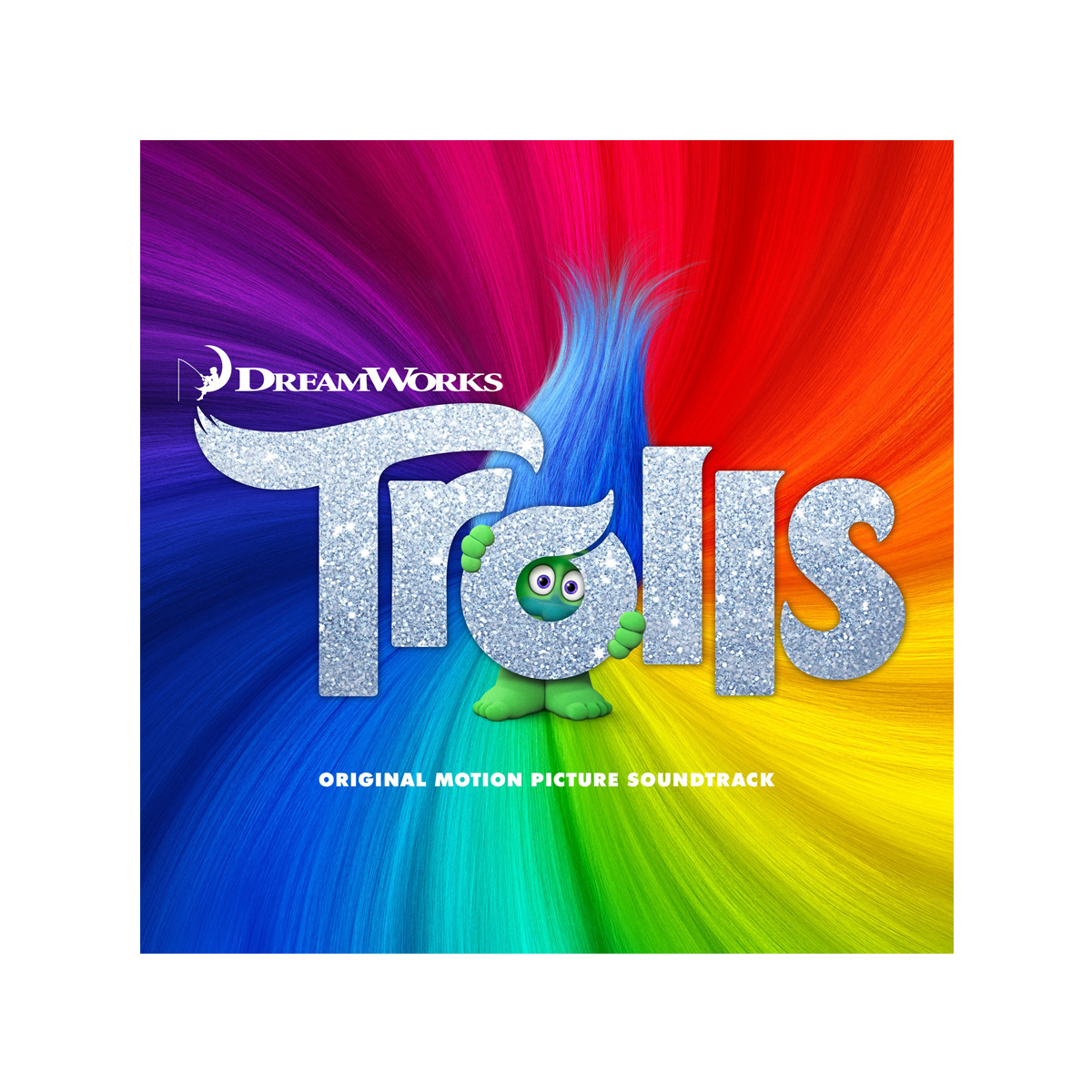 Trolls (Original Motion Picture Soundtrack) - MP3 | Shop the DreamWorks Official Store