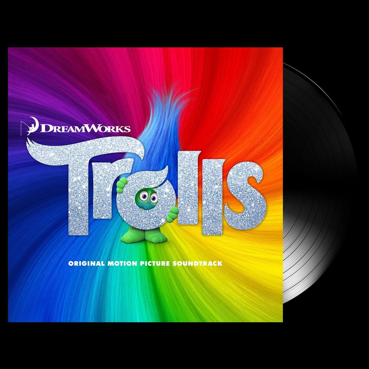 Trolls Original Motion Picture Soundtrack Vinyl Lp