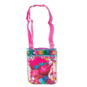 Trolls Poppy Crossbody Handbag
