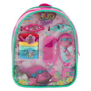 Trolls Accessory Backpack Set