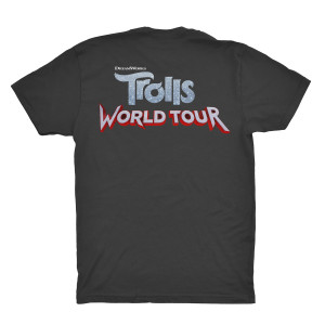 Trolls World Tour T-Shirt + Digital Album Download