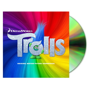 Trolls (Original Motion Picture Soundtrack) - CD