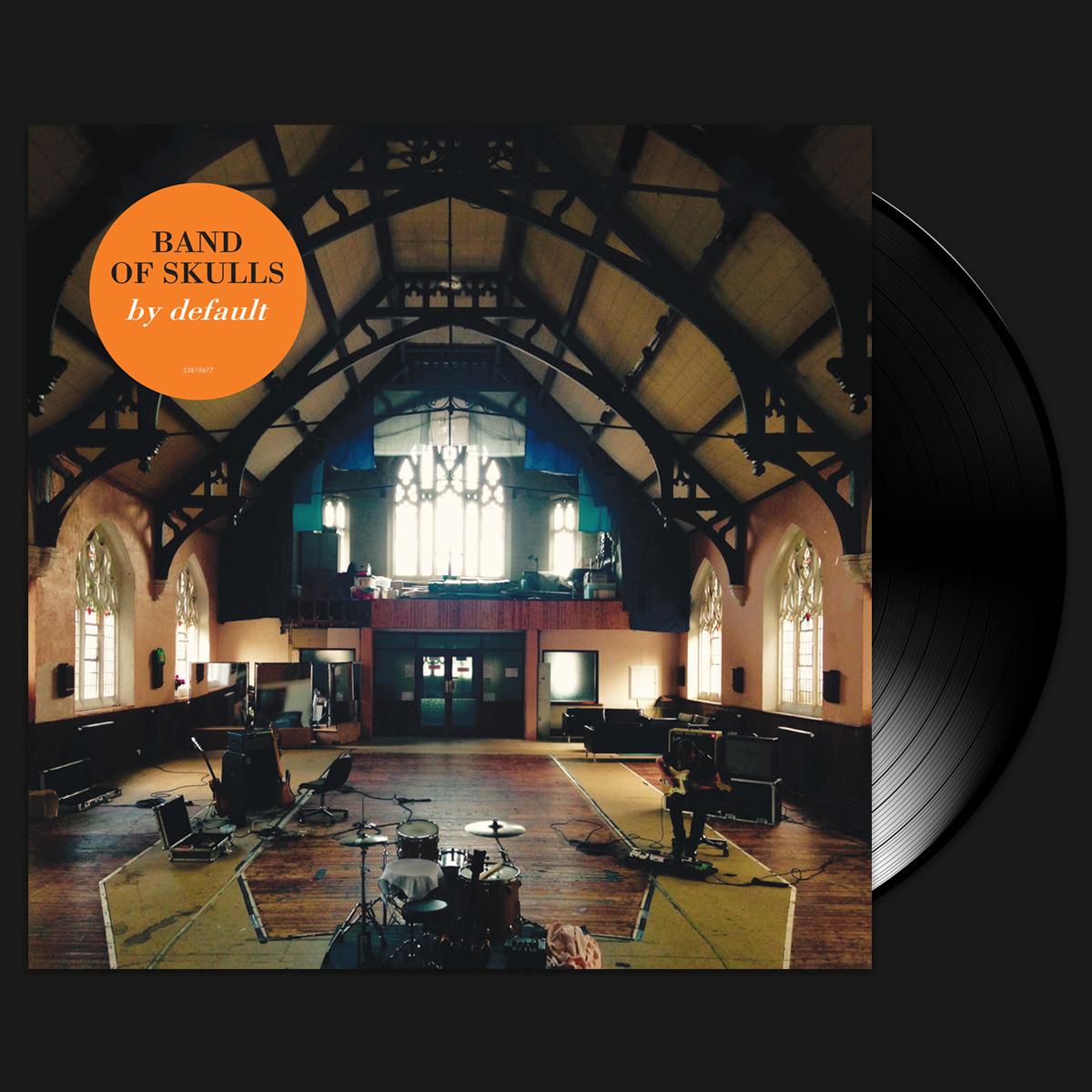 By Default Vinyl LP