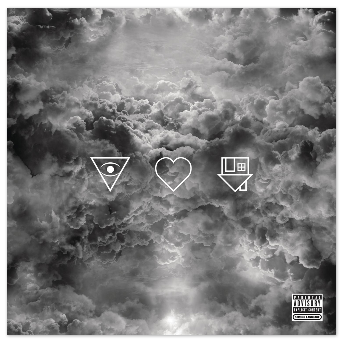The Neighbourhood I Love You. EXPLICIT CD
