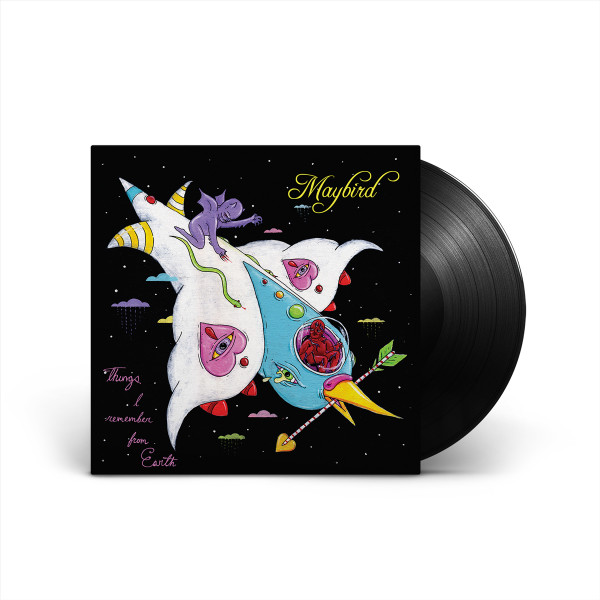 Maybird - Things I Remember From Earth LP | Shop the 30th Century
