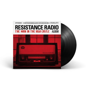 Resistance Radio: The Man In The High Castle Album Vinyl