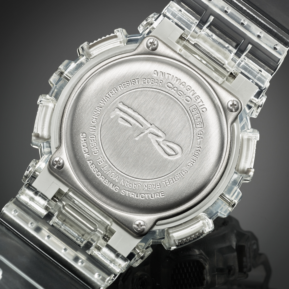 Limited Edition SIGNED A$AP Ferg x G-Shock Collaboration Watch