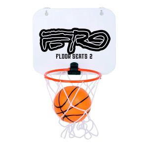 Floor Seats II Mini Basketball Hoop