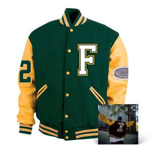 Floor Seats II Varsity Jacket + Download
