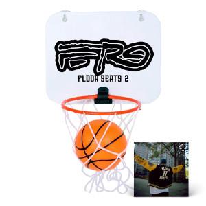 Floor Seats II Mini Basketball Hoop + Download