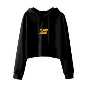 A$AP Ferg Plain Jane Crop Hoodie