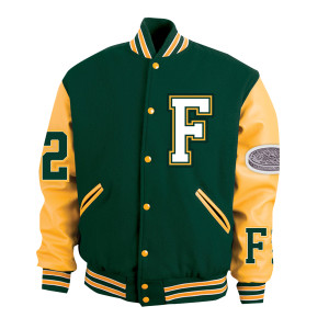 Floor Seats II Varsity Jacket
