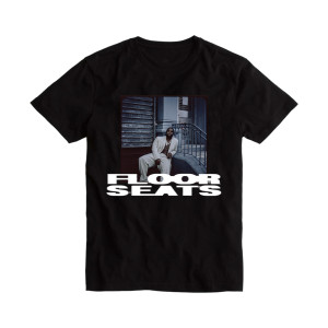 Floor Seats Photo Tee