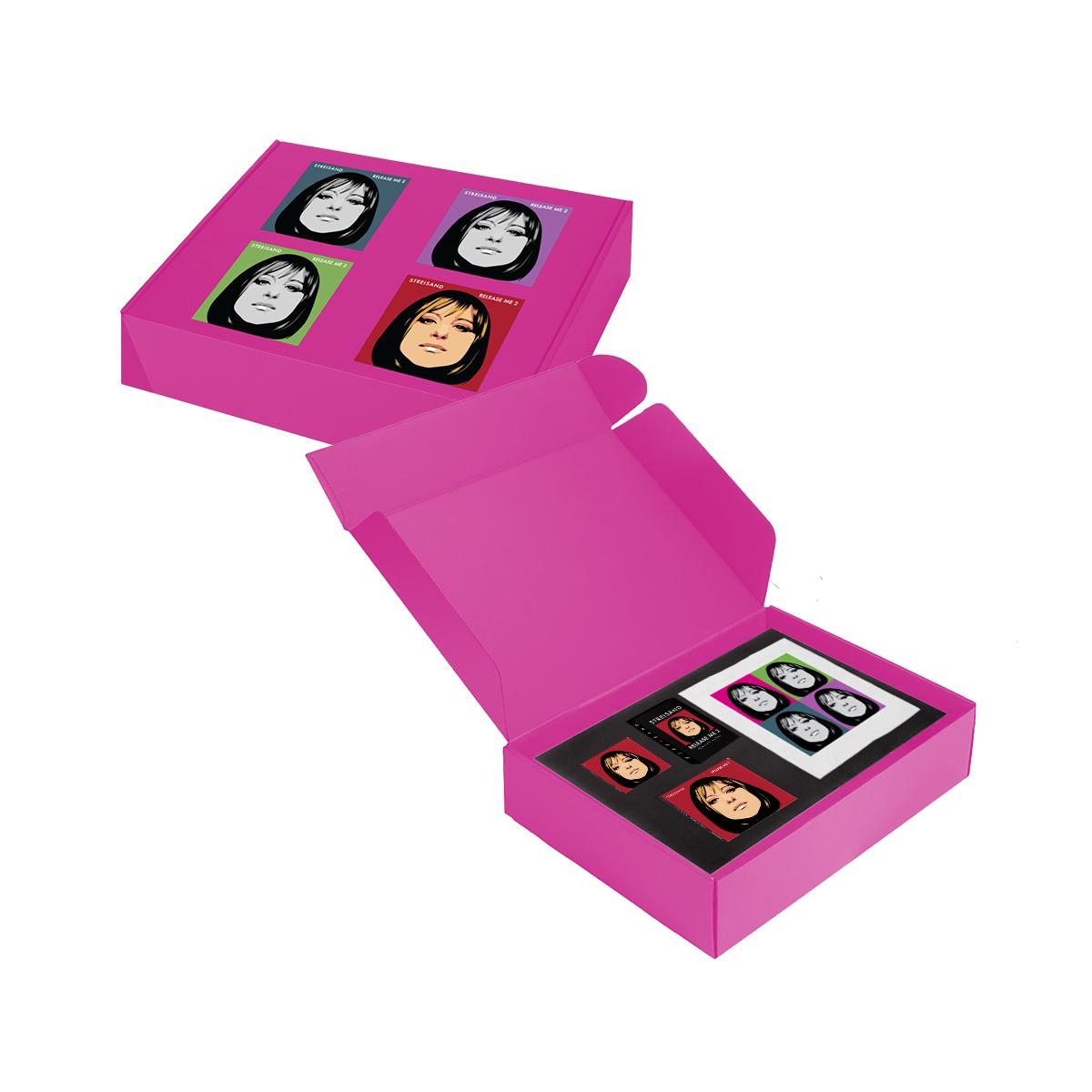 Release Me 2 Festive Box Set