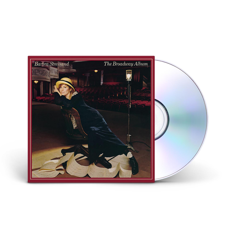 The Broadway Album CD
