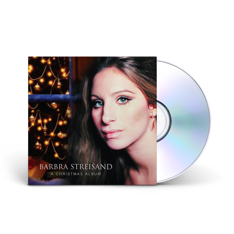 A Christmas Album CD