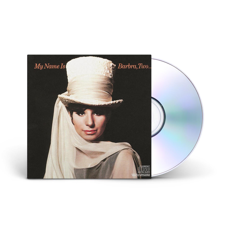 My Name Is Barbra, Two CD