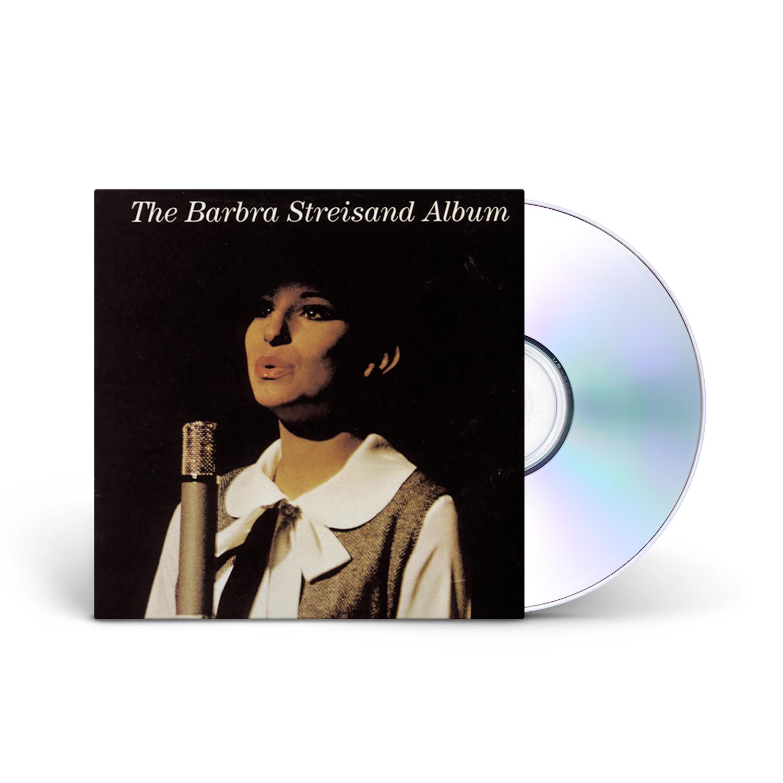 The Barbra Streisand Album CD