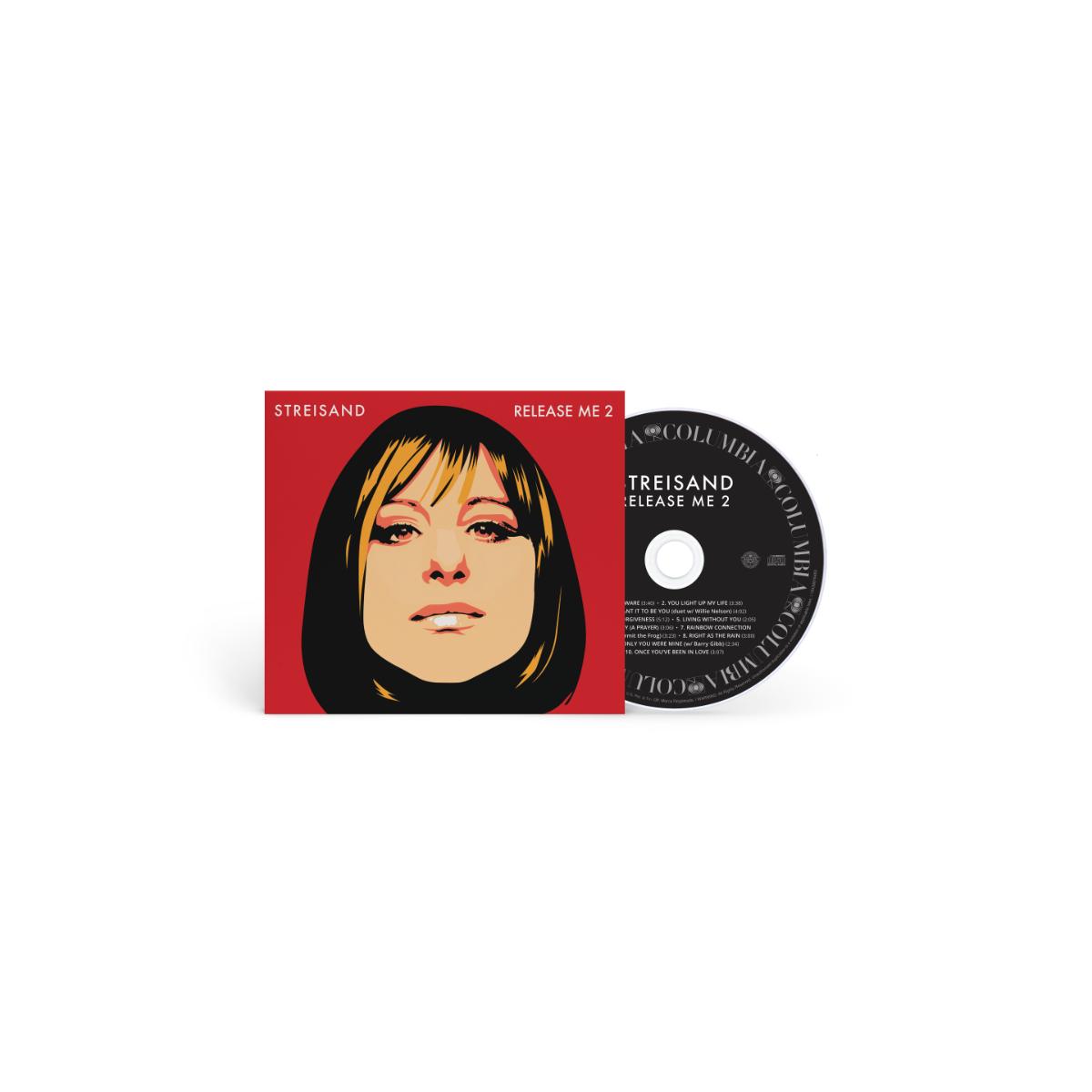 Release Me 2 CD