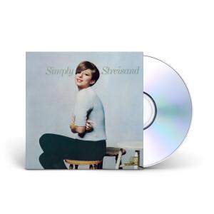 Simply Streisand CD